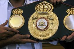 WBA назначила бой Бейбута Шуменова и Риада Мерхи