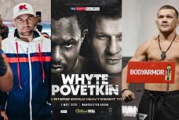 Поветкин-Уайт официально | Петр Ян возглавит турнир UFC | Ковалев-Баррера