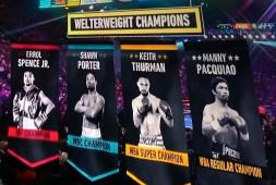 Premier Boxing Champions отказывается признавать чемпионские титулы WBO
