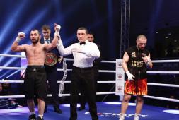 Евченко и Самедов одерживают победы в Анапе