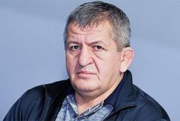 Камил Гаджиев об Абдулманапе Нурмагомедове: Наблюдается положительная динамика