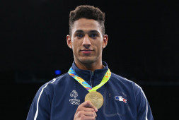 Джозеф Паркер будет спарринговать с олимпийским чемпионом