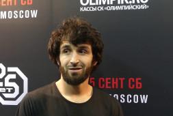 Забит Магомедшарипов получил награду World MMA Awards 2019 за болевой года