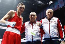 Андрей Замковой стал чемпионом мира