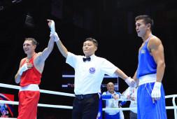 Андрей Замковой в финале, Максим Бабанин проиграл