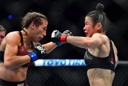 Роуз Намаюнас: Бой Жанг-Енджейчик не был лучшим боем в истории
