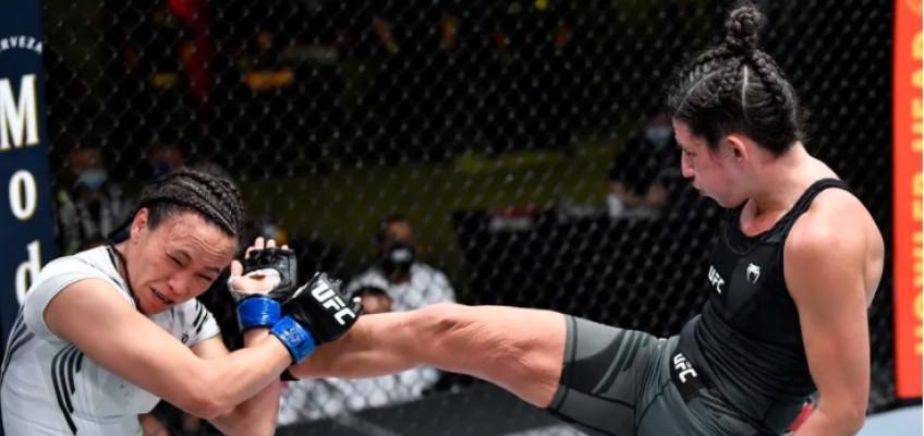 Медицинские отстранения участников турнира UFC on ESPN 24