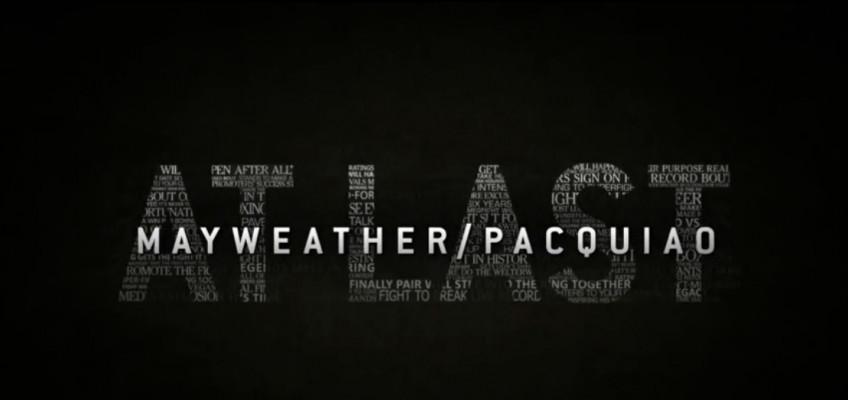 Аt Lаst — фильм канала НВО перед боем Мейвезер-Пакьяо