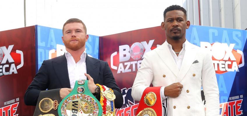 Канело Альварес отказался от пояса WBA в среднем весе