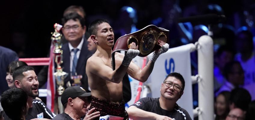 Чемпионы мира Иока, Танака и Йосида защитили титулы в Токио