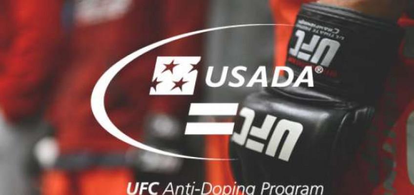 USADA намерена протестировать бойцов UFC 249, несмотря на проблемы