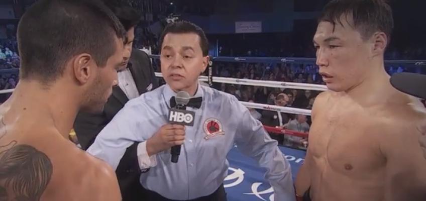 Проводников-Матиссе: HBO Boxing After Dark Highlights