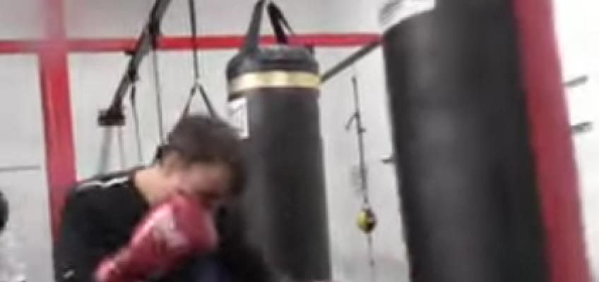 Видео: Тренировка Евгения Градовича