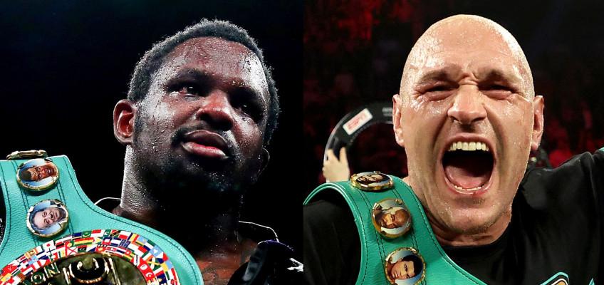 WBC не будет против боя Фьюри и Уайта в этом году