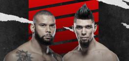 UFC Fight Night: Сантос-Уокер, Циркунов-Йотко