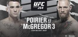 UFC 264: Порье-Макгрегор 3, Бернс-Томпсон, Ривера-Жумагулов