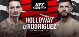 UFC Fight Night: Холлоуэй-Родригес