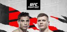 UFC Fight Night: Коста-Веттори