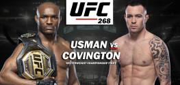 UFC 268: Усман-Ковингтон 2, Намаюнас-Вейли, Гэтжи-Чендлер, Эдгар-Вера