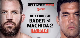 Bellator 256: Бейдер-Мачида 2, Андерсон-Ягшимурадов