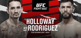 UFC Fight Night: Холлоуэй-Родригес, Махачев-Мойзез