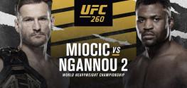 UFC 260: Миочич-Нганну 2
