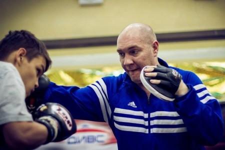 Интервью с тренером Titov Boxing Promotions Николаем Поповым