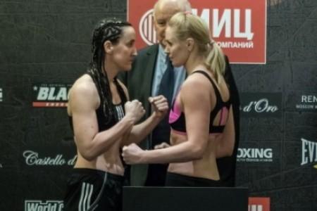 Светлана Кулакова: Контракт на бой был подписан давно