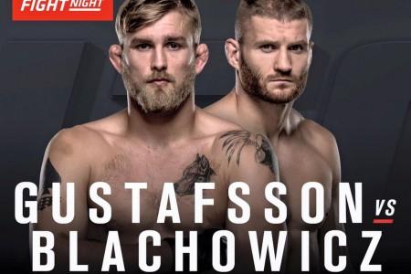 UFC Fight Night 93: Барнетт победил Орловского удушающим приемом