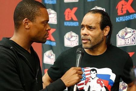 Джексон: Пусть Уорд попробует устроить драку с Ковалевым