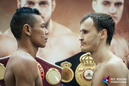 Градович завоевал пояс Интерконтинентального чемпиона WBA, победив Беррио