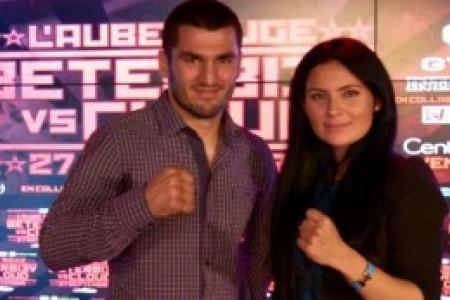 Артур Бетербиев нокаутировал Эзикиэля Мадерну в 4-м раунде