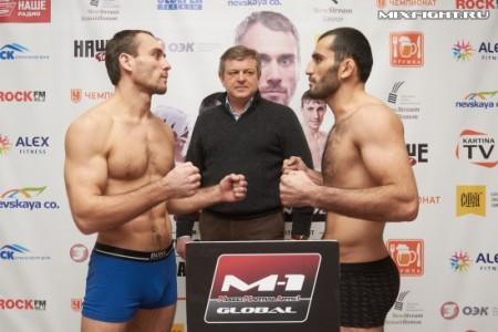 М-1 Challenge 72: Алексей Кунченко победил Мурада Абдулаева