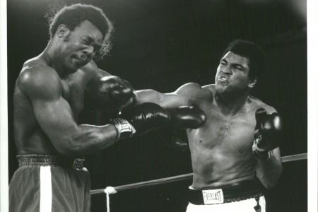Архив боев: Мохаммед Али — Джордж Форман