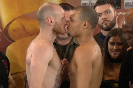 Гроувз вышел вфинал глобальной боксерской суперсерии