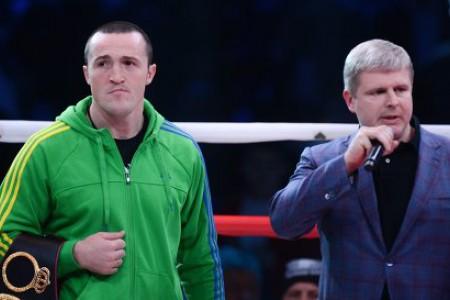 Андрей Рябинский: Мы не можем рисковать здоровьем нашего боксера