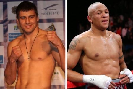 Гвоздик проведет бой против прежнего кандидата начемпионские титулы