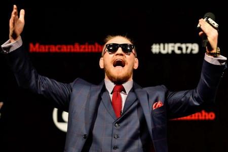 Макгрегор: ядолжен быть чемпионом UFC в 2-х категориях