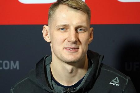 Александр Волков: Намерен победить и готов к этому