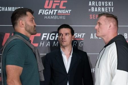 Андрей Орловский: Барнетт захочет завершить бой за два раунда
