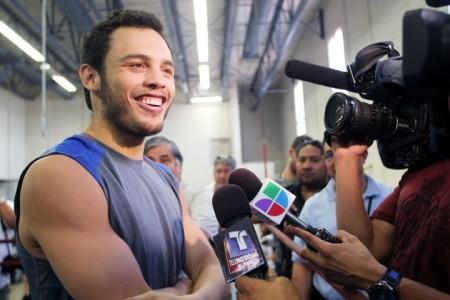 Чавес-младший: Я не покинул зал Роуча, я вернусь в понедельник