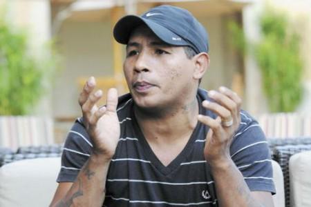 Рикардо Майорга: Видимо, Дон Кинг украл у меня недостаточно денег