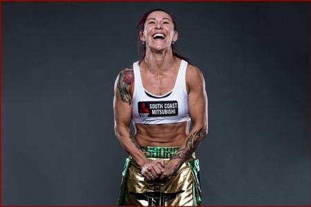 Кристиана Джустино выступит в главном бою шоу UFC Fight Night 95