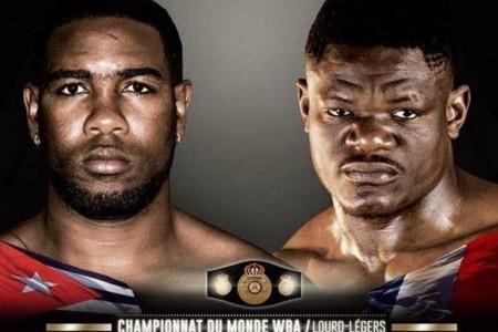 Дортикос досрочно победил Каленгу и стал чемпионом WBA (Interim)