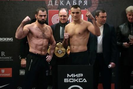 Власов жёстко нокаутировал Чахкиева на«разогреве» уЛебедева иГассиева