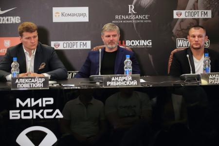 Тренер Поветкина: уверен, что Александр способен завоевать титул