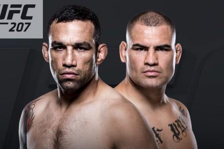 UFC сказал оботмене поединка между Вердумом иВеласкесом