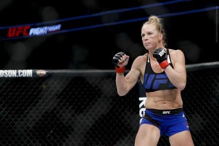 UFC onFox 20. Валентина Шевченко одолела Холли Холм и иные результаты