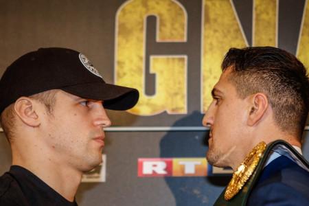 Хук иБриедис сразятся заполновесный титул WBC, Беллью— почётный чемпион