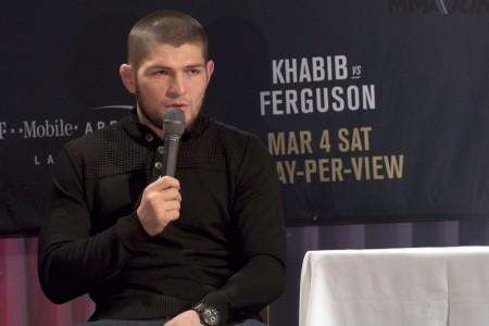 Хабиб Нурмагомедов: Я могу для UFC сделать Макгрегора скромным